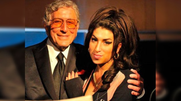 Los fan de Amy Winehouse esperan su 'canto del cisne': un single a dúo con Tony Bennet