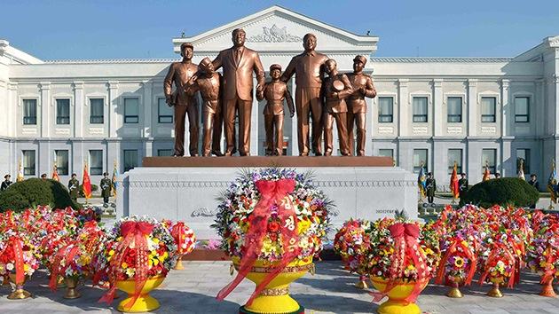 Corea del Norte asegura a los turistas chinos que no habrá guerra en la península