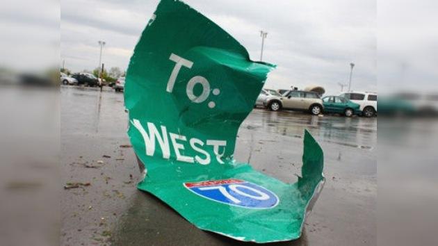 Varios estados en EE. UU. se enfrentan a la amenaza de inundaciones