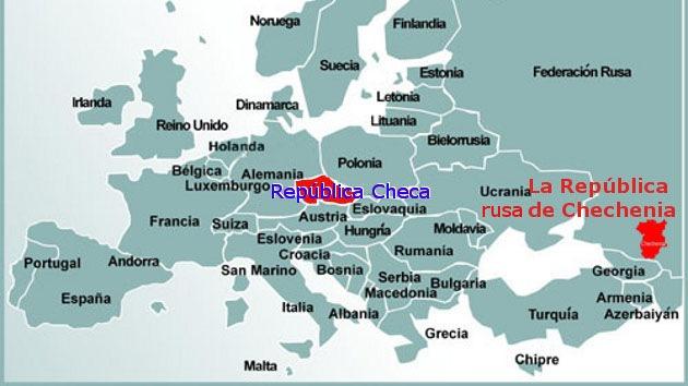 El embajador checo recuerda en EE.UU. que la República Checa no es Chechenia