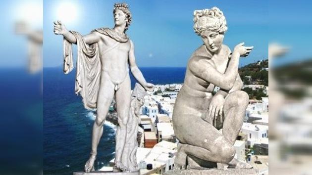La vida sexual de los griegos decae por la crisis económica