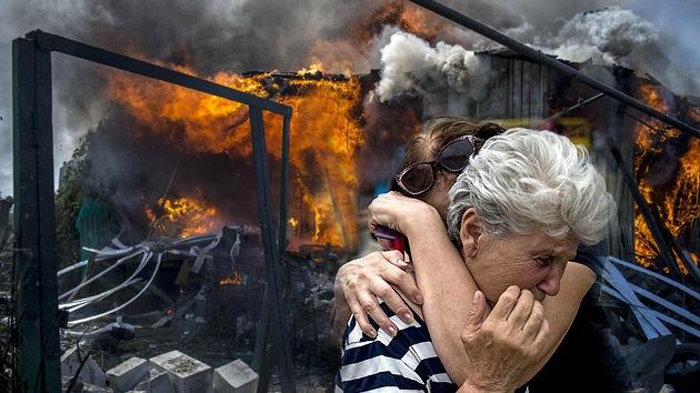 Le Figaro: EE.UU. y la UE son responsables de la sangrienta crisis en Ucrania