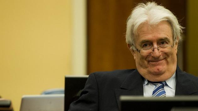 """Karadzic: """"Hice todo lo posible para evitar la guerra"""""""