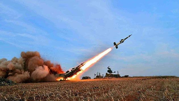 """Corea del Norte amenaza con lanzar """"ataques despiadados"""" contra Corea del Sur y EE.UU."""