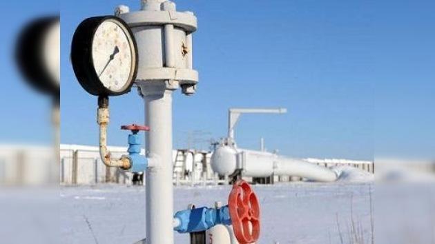 Ucrania pagó el gas ruso consumido durante enero  según lo establecido