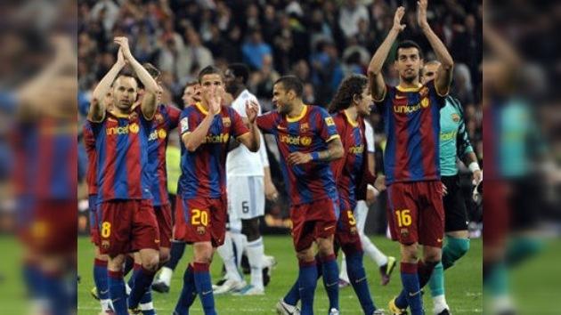 El primer clásico de los cuatro que jugarán el Madrid y el Barça quedó en tablas