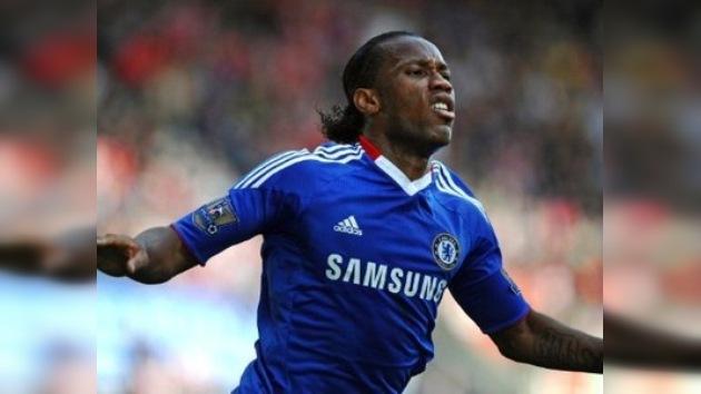 Anzhí ofrecería 16 millones de dólares anuales a Didier Drogba