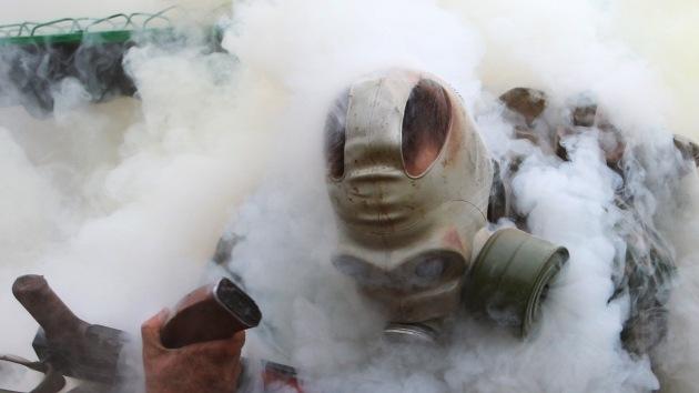 Londres entregó a Siria durante seis años químicos utilizables para fabricar gas sarín