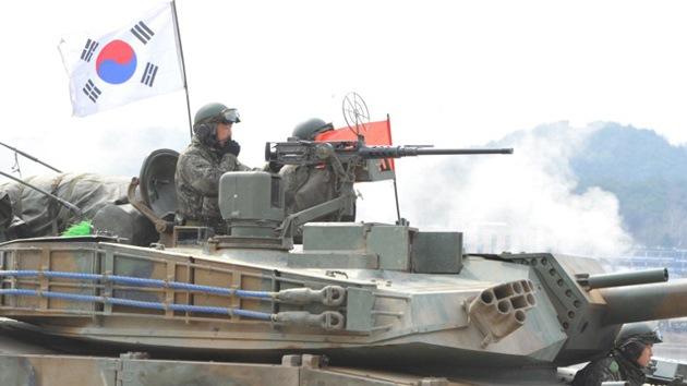 """Corea del Sur: """"Consideramos todas las opciones, incluida la acción militar"""""""