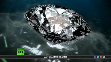 Tecnología de punta. Diamantes: detectar y perforar