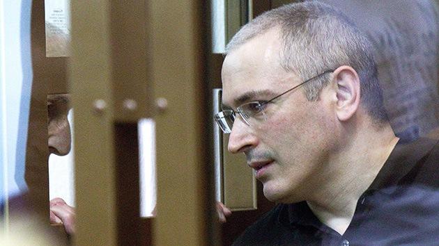 Jodorkovski y Lébedev saldrán en libertad en 2014