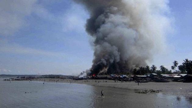 Birmania: Más de cien muertos por choques entre musulmanes y budistas