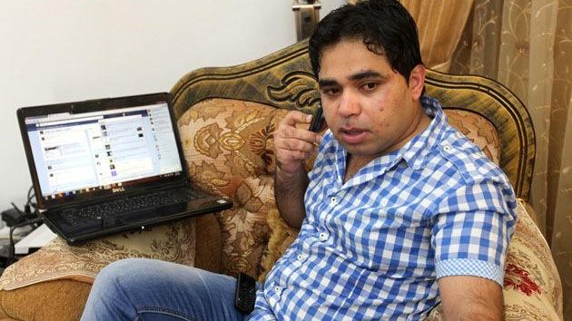 Nueva vida de un palestino desempleado que 'hackeó' el Facebook del propio Zuckerberg