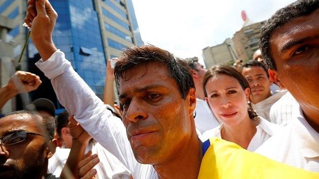 Cables de WikiLeaks revelan contactos de la oposición venezolana con EE.UU.
