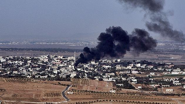 Siria: los insurgentes ya dominan la frontera con Irak, donde ejecutan a soldados de Assad