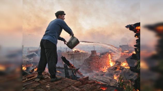 El calor anómalo del verano se llevó 56.000 vidas en Rusia