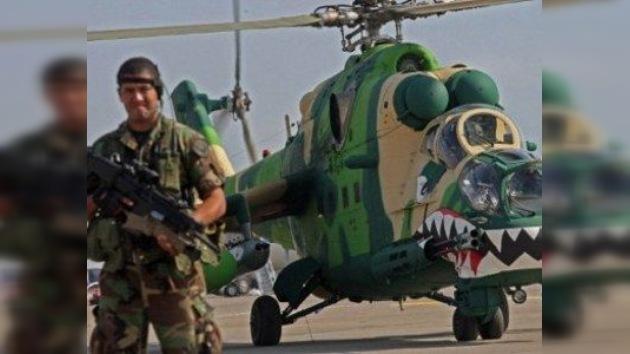 El desafío de los helicópteros rusos en los Andes peruanos