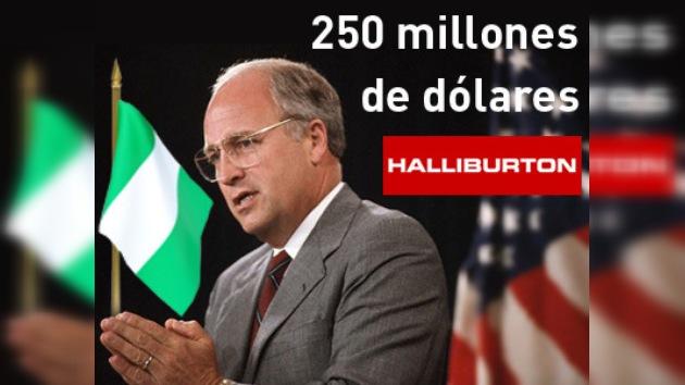 Nigeria ´perdona´ a Dick Cheney por 250 millones de dólares
