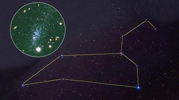 Descubren una galaxia vecina de la Vía Láctea, inadvertida para los científicos
