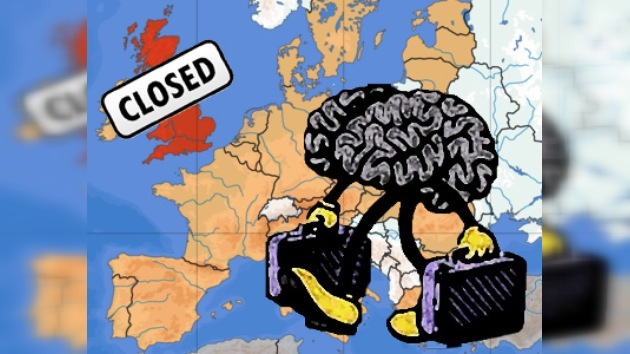 Los premio Nobel rusos critican la política británica de inmigración