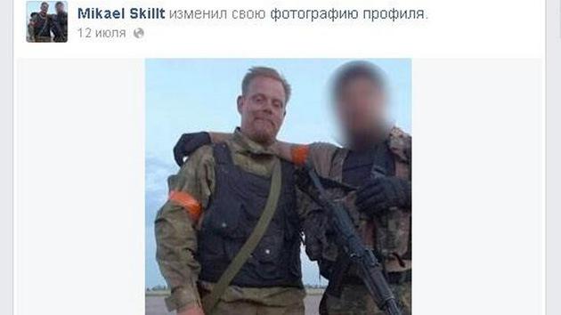 Mercenarios nacionalistas sirven en el Ejército de Ucrania