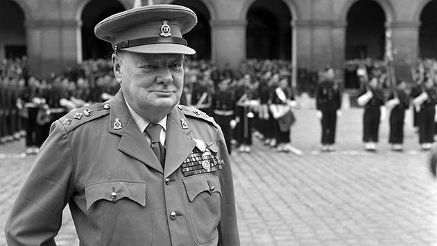 Churchill trató de persuadir a EE.UU. para que lanzara un ataque nuclear contra la URSS