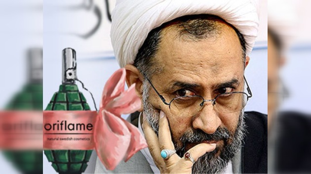 Irán acusa a Oriflame de socavar la seguridad nacional