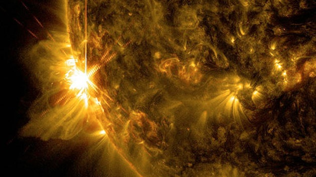 Se registran dos erupciones en el Sol capaces de afectar las comunicaciones en la Tierra