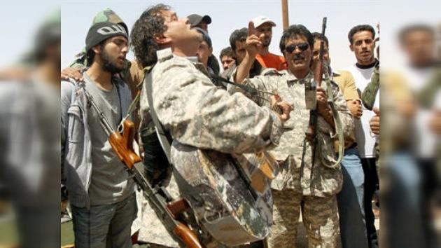 Conflicto libio: desgaste de todas las partes