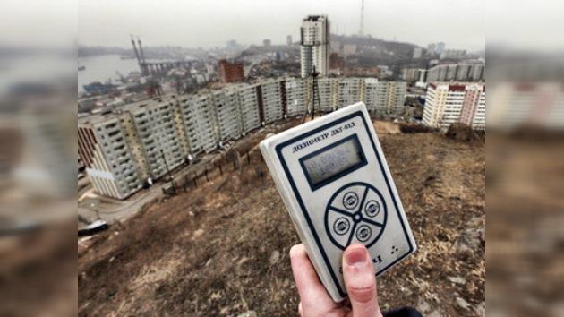 No hay contaminación radioactiva en regiones rusas cercanas a Japón