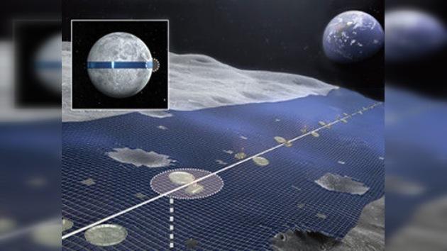 Japoneses proponen traer energía solar desde la Luna