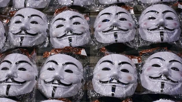 Anonymous ataca la web del Gobierno de Guatemala