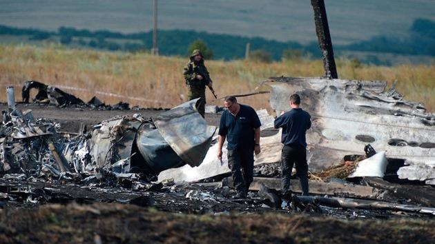 Inteligencia de EE.UU. contradice la versión de Washington sobre el derribo del MH17