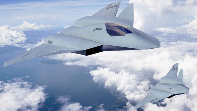 F/A-XX, el caza de sexta generación de Boeing, a punto de saltar del nido