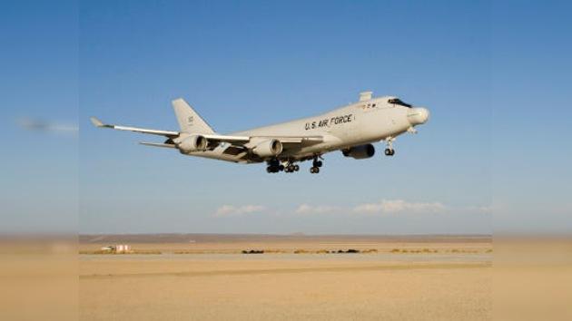 Un rayo láser destruye por primera vez un misil en vuelo