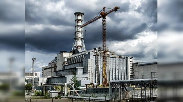 El nuevo sarcófago de Chernóbyl que sustituirá al obsoleto podría resistir 100 años más