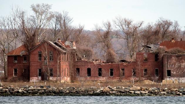 Fotos: Conozca la inaccesible isla en Nueva York que alberga un millón de entierros