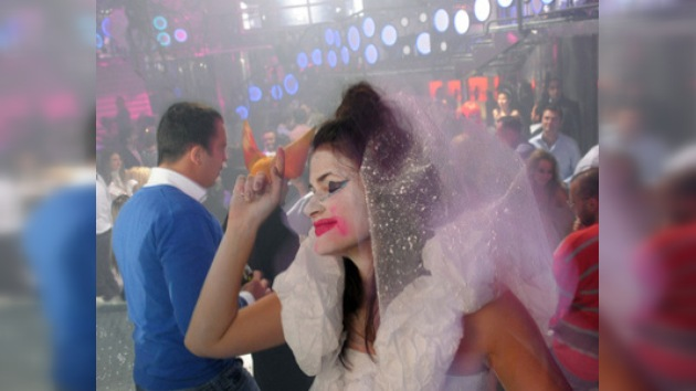 Sucedáneo de Halloween en Rusia