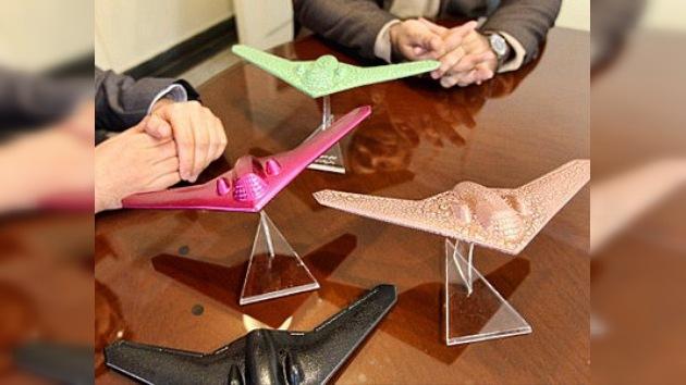 Irán se inspira en avión espía de EE. UU. para crear un juguete
