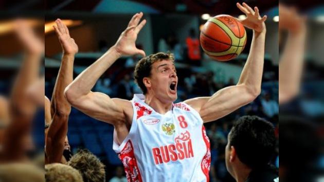 Rusia y EE. UU. clasifican a cuartos de final en el Mundial de Baloncesto