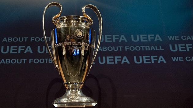 El sorteo de la Champions cruza al City con el Barcelona y al Arsenal con el Bayern