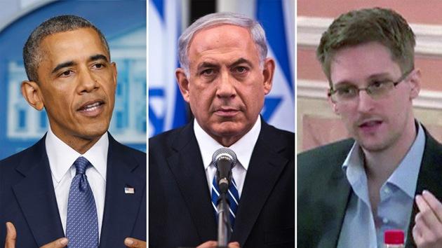 Snowden: EE.UU. apoya los ataques israelíes con dinero, armas y vigilancia