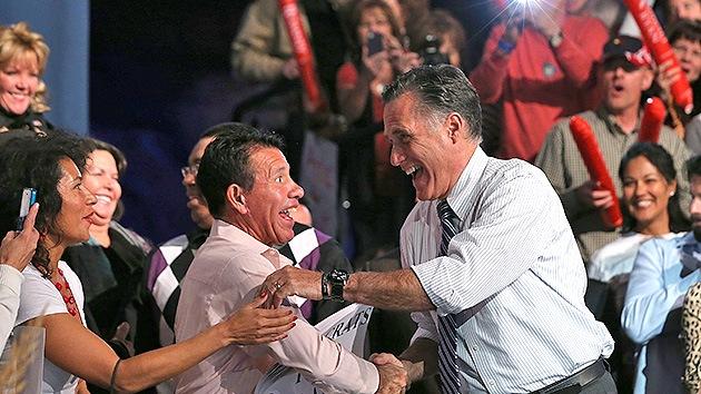"""Nuevo gazapo de Romney: """"Siria es la salida al mar de Irán"""""""