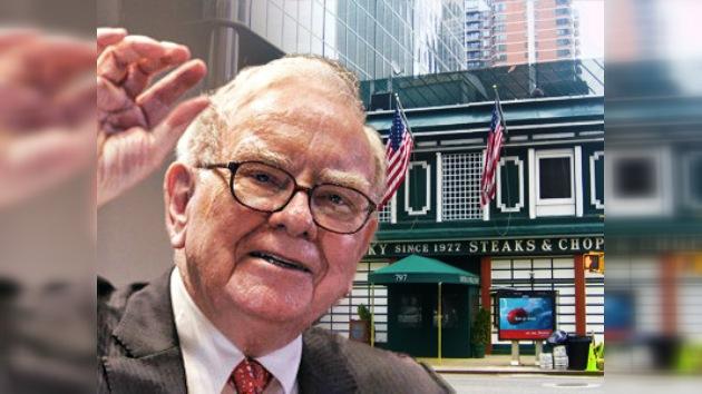eBay inicia subasta anual de cena con el multimillonario Warren Buffett