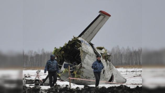 Reportan viva a una supuesta víctima de la catástrofe aérea en Siberia