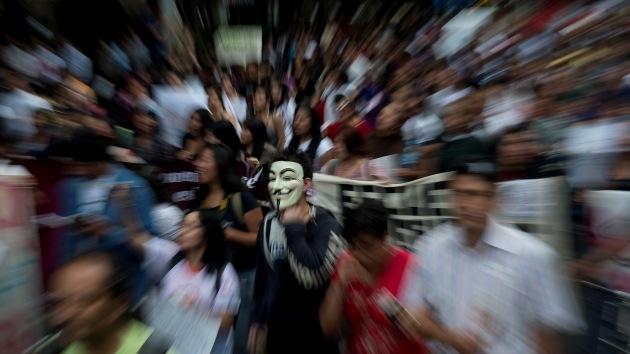 Anonymous busca justicia en un caso de violación en el mundo real