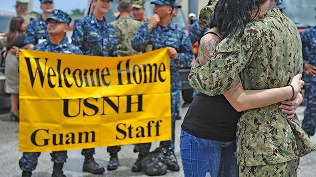 EE.UU., ¿al borde de una era militar?