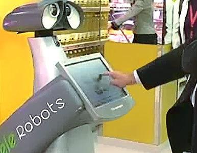 En España presentan un robot que ayudará a la gente a hacer la compra