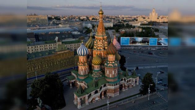 La basílica más emblemática de Rusia cumple 450 años