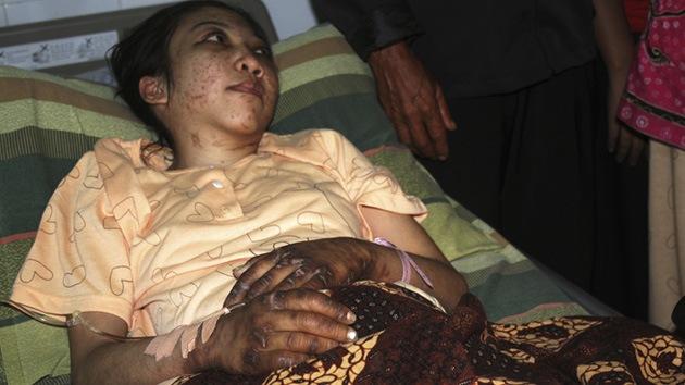 Torturan y obligan a ponerse pañales a una empleada doméstica indonesia en Hong Kong